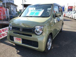 ホンダ N-WGN 軽自動車 埼玉 坂戸 川越
