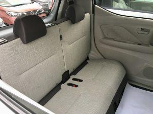 日産 デイズ シート座席