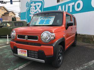 スズキ SUZUKI ハスラー 軽自動車 未使用車 埼玉 坂戸 川越