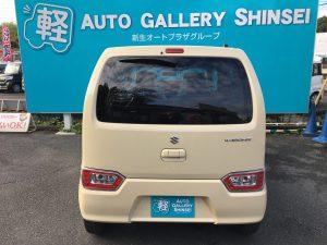スズキ ワゴンR 軽自動車 未使用車 未使用車専門店